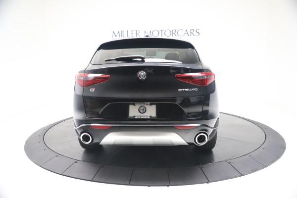 New 2021 Alfa Romeo Stelvio Ti Q4 for sale $54,755 at Maserati of Westport in Westport CT 06880 6