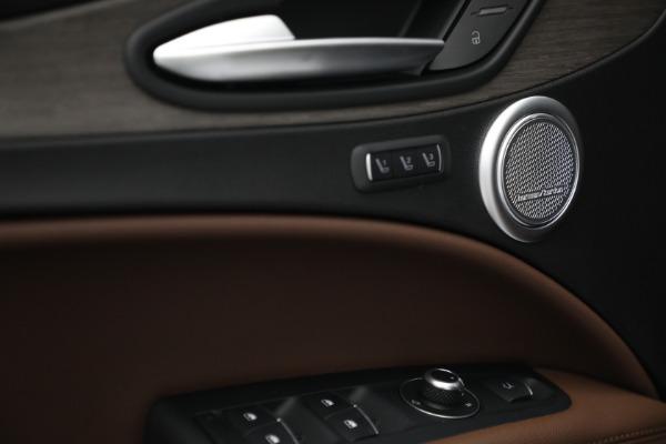 New 2021 Alfa Romeo Stelvio Ti Q4 for sale $54,840 at Maserati of Westport in Westport CT 06880 20