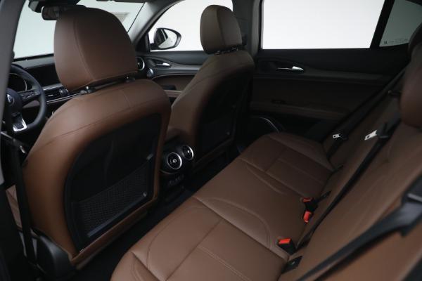 New 2021 Alfa Romeo Stelvio Ti Q4 for sale $54,840 at Maserati of Westport in Westport CT 06880 22