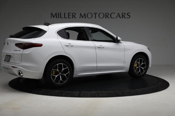 New 2021 Alfa Romeo Stelvio Ti Q4 for sale $54,840 at Maserati of Westport in Westport CT 06880 8
