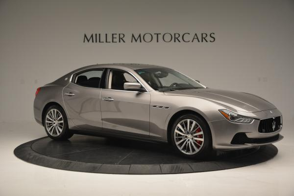 New 2016 Maserati Ghibli S Q4 for sale Sold at Maserati of Westport in Westport CT 06880 10