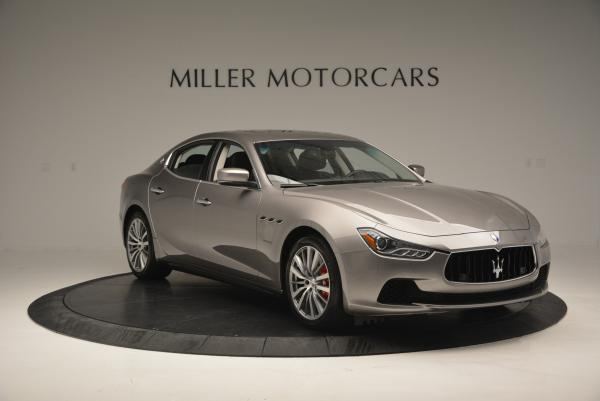 New 2016 Maserati Ghibli S Q4 for sale Sold at Maserati of Westport in Westport CT 06880 11