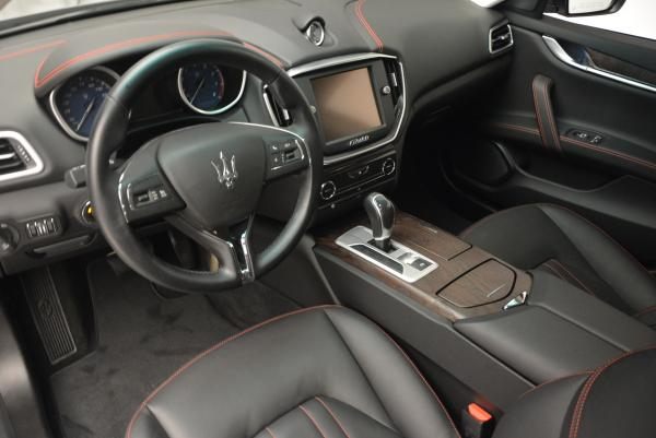 New 2016 Maserati Ghibli S Q4 for sale Sold at Maserati of Westport in Westport CT 06880 13