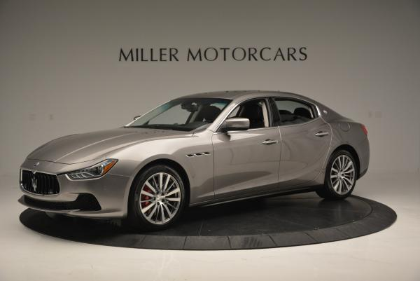 New 2016 Maserati Ghibli S Q4 for sale Sold at Maserati of Westport in Westport CT 06880 2