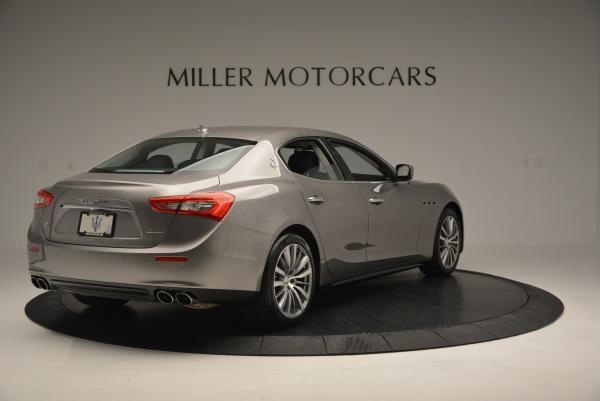 New 2016 Maserati Ghibli S Q4 for sale Sold at Maserati of Westport in Westport CT 06880 7