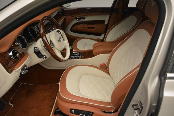 Used 2016 Bentley Mulsanne Speed for sale Sold at Maserati of Westport in Westport CT 06880 22