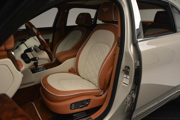 Used 2016 Bentley Mulsanne Speed for sale Sold at Maserati of Westport in Westport CT 06880 23