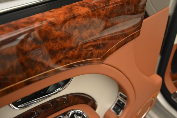 Used 2016 Bentley Mulsanne Speed for sale Sold at Maserati of Westport in Westport CT 06880 25