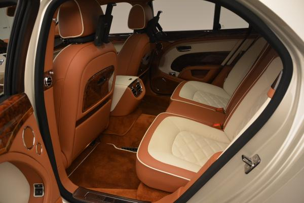 Used 2016 Bentley Mulsanne Speed for sale Sold at Maserati of Westport in Westport CT 06880 26