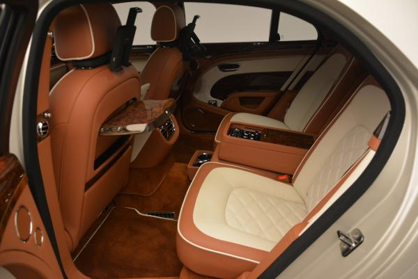 Used 2016 Bentley Mulsanne Speed for sale Sold at Maserati of Westport in Westport CT 06880 27
