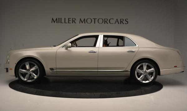 Used 2016 Bentley Mulsanne Speed for sale Sold at Maserati of Westport in Westport CT 06880 3