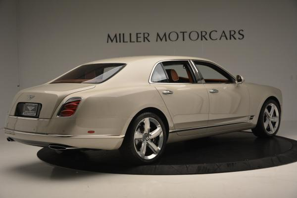 Used 2016 Bentley Mulsanne Speed for sale Sold at Maserati of Westport in Westport CT 06880 7