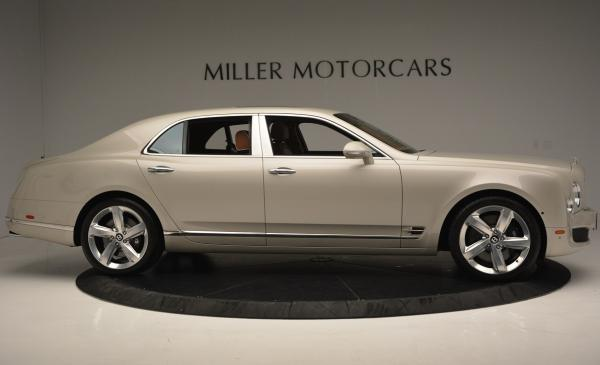 Used 2016 Bentley Mulsanne Speed for sale Sold at Maserati of Westport in Westport CT 06880 8