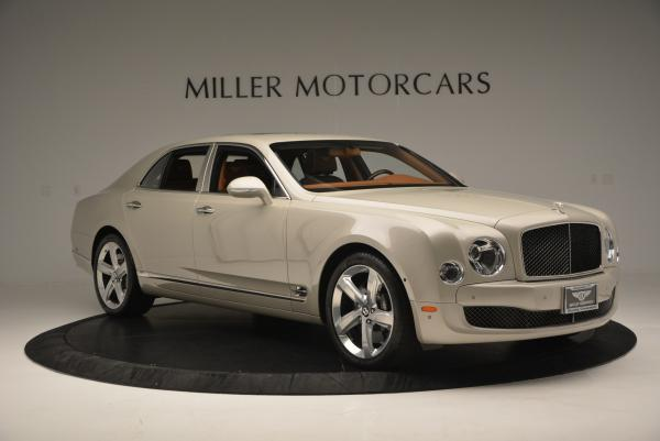 Used 2016 Bentley Mulsanne Speed for sale Sold at Maserati of Westport in Westport CT 06880 9
