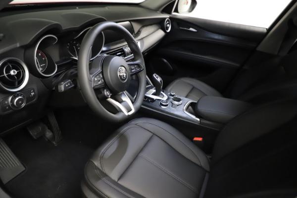 New 2021 Alfa Romeo Stelvio Q4 for sale $50,535 at Maserati of Westport in Westport CT 06880 16