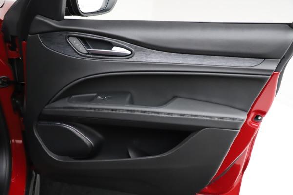New 2021 Alfa Romeo Stelvio Q4 for sale $50,535 at Maserati of Westport in Westport CT 06880 25