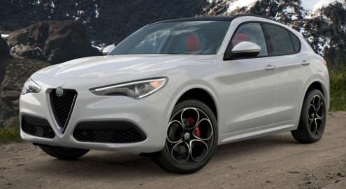 New 2021 Alfa Romeo Stelvio Ti Sport Q4 for sale $54,740 at Maserati of Westport in Westport CT 06880 1