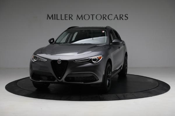 New 2021 Alfa Romeo Stelvio Ti Q4 for sale $52,705 at Maserati of Westport in Westport CT 06880 1