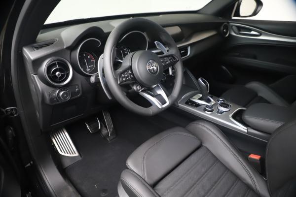 New 2021 Alfa Romeo Stelvio Ti Sport Q4 for sale $56,900 at Maserati of Westport in Westport CT 06880 13