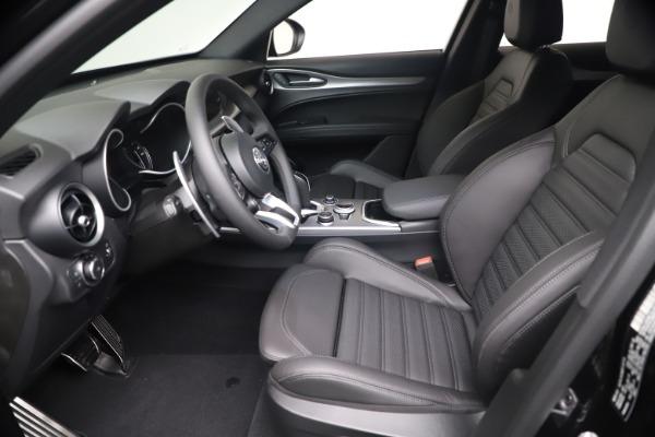New 2021 Alfa Romeo Stelvio Ti Sport Q4 for sale $56,900 at Maserati of Westport in Westport CT 06880 14