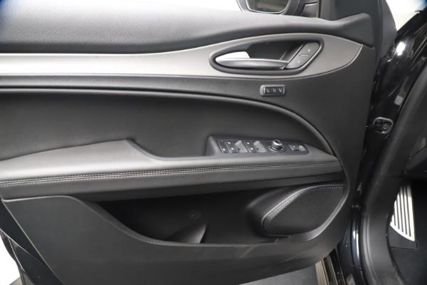 New 2021 Alfa Romeo Stelvio Ti Sport Q4 for sale $56,900 at Maserati of Westport in Westport CT 06880 16