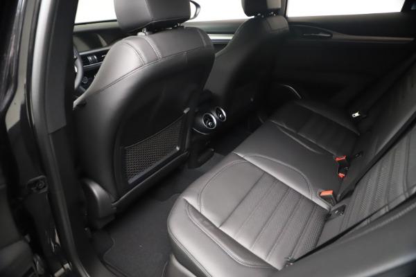 New 2021 Alfa Romeo Stelvio Ti Sport Q4 for sale $56,900 at Maserati of Westport in Westport CT 06880 17
