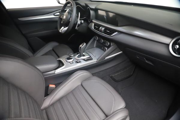 New 2021 Alfa Romeo Stelvio Ti Sport Q4 for sale $56,900 at Maserati of Westport in Westport CT 06880 18