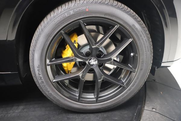 New 2021 Alfa Romeo Stelvio Ti Sport Q4 for sale $56,900 at Maserati of Westport in Westport CT 06880 22