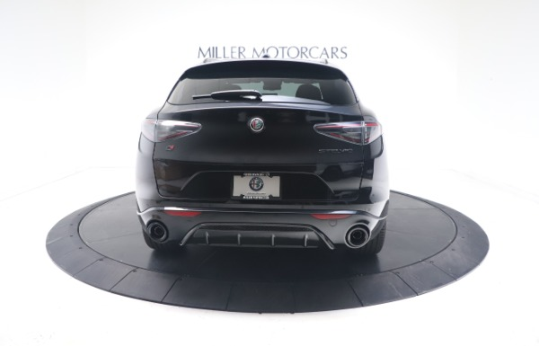 New 2021 Alfa Romeo Stelvio Ti Sport Q4 for sale $56,900 at Maserati of Westport in Westport CT 06880 6