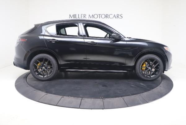 New 2021 Alfa Romeo Stelvio Ti Sport Q4 for sale $56,900 at Maserati of Westport in Westport CT 06880 9