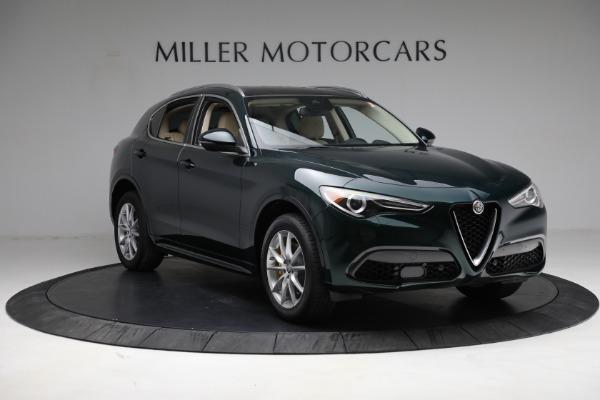New 2021 Alfa Romeo Stelvio Ti Q4 for sale $55,205 at Maserati of Westport in Westport CT 06880 11