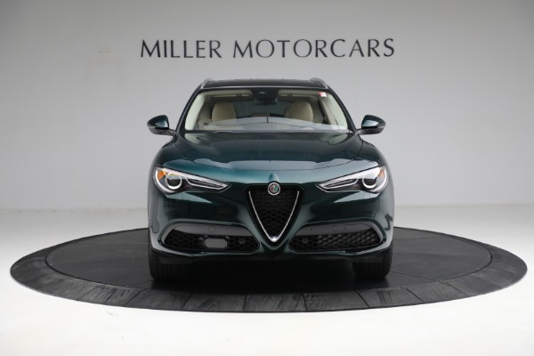 New 2021 Alfa Romeo Stelvio Ti Q4 for sale $55,205 at Maserati of Westport in Westport CT 06880 12