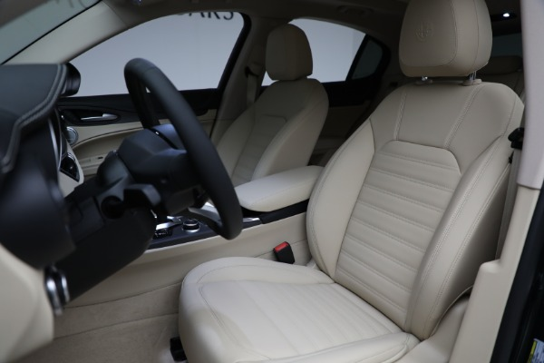 New 2021 Alfa Romeo Stelvio Ti Q4 for sale $55,205 at Maserati of Westport in Westport CT 06880 15