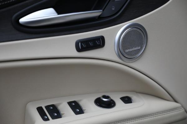 New 2021 Alfa Romeo Stelvio Ti Q4 for sale $55,205 at Maserati of Westport in Westport CT 06880 18
