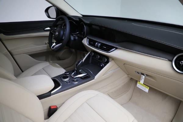 New 2021 Alfa Romeo Stelvio Ti Q4 for sale $55,205 at Maserati of Westport in Westport CT 06880 27