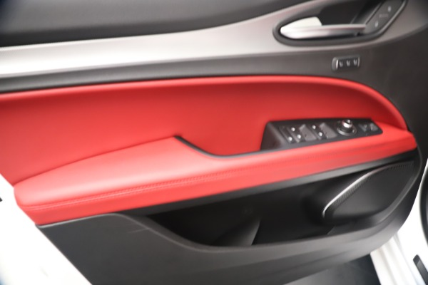 New 2021 Alfa Romeo Stelvio Ti Sport Q4 for sale Call for price at Maserati of Westport in Westport CT 06880 16