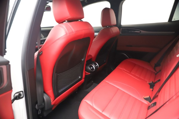 New 2021 Alfa Romeo Stelvio Ti Sport Q4 for sale Call for price at Maserati of Westport in Westport CT 06880 17