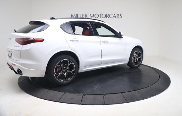 New 2021 Alfa Romeo Stelvio Ti Sport Q4 for sale Call for price at Maserati of Westport in Westport CT 06880 8