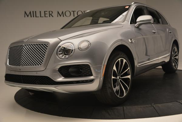 Used 2017 Bentley Bentayga W12 for sale Sold at Maserati of Westport in Westport CT 06880 17