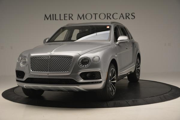 Used 2017 Bentley Bentayga W12 for sale Sold at Maserati of Westport in Westport CT 06880 1