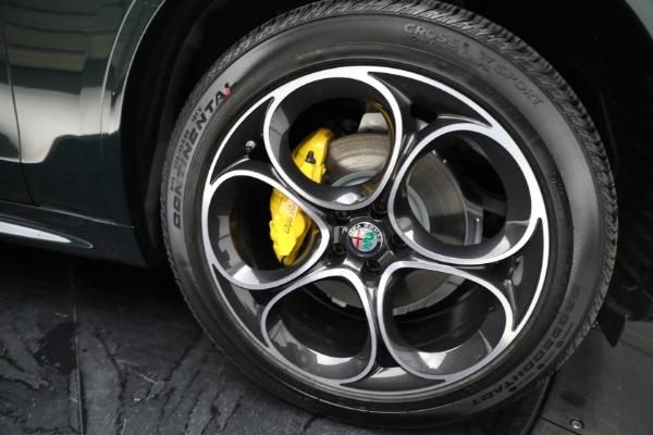 New 2021 Alfa Romeo Stelvio Ti Sport Q4 for sale Sold at Maserati of Westport in Westport CT 06880 23
