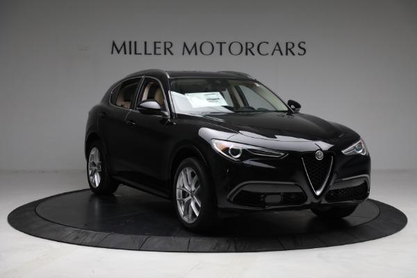 New 2021 Alfa Romeo Stelvio Ti Q4 for sale $57,400 at Maserati of Westport in Westport CT 06880 11
