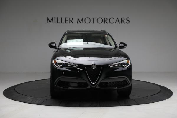 New 2021 Alfa Romeo Stelvio Ti Q4 for sale $57,400 at Maserati of Westport in Westport CT 06880 12