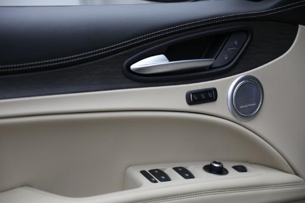 New 2021 Alfa Romeo Stelvio Ti Q4 for sale $57,400 at Maserati of Westport in Westport CT 06880 14