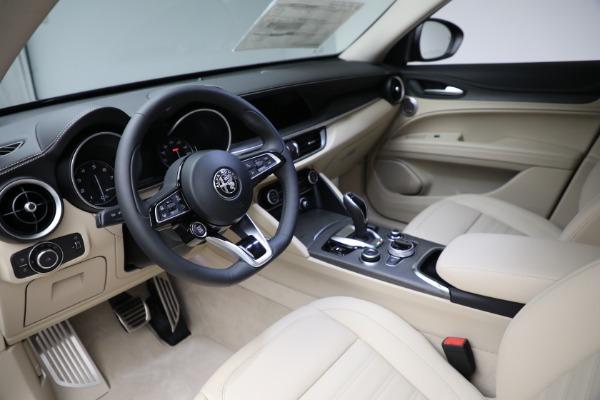 New 2021 Alfa Romeo Stelvio Ti Q4 for sale $57,400 at Maserati of Westport in Westport CT 06880 15