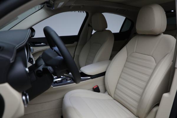 New 2021 Alfa Romeo Stelvio Ti Q4 for sale $57,400 at Maserati of Westport in Westport CT 06880 17