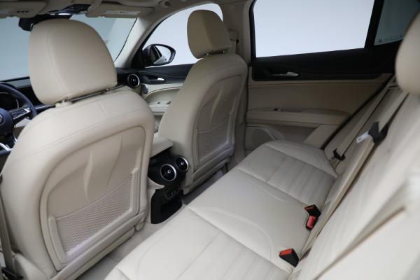 New 2021 Alfa Romeo Stelvio Ti Q4 for sale $57,400 at Maserati of Westport in Westport CT 06880 25