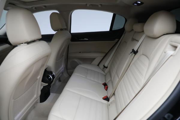 New 2021 Alfa Romeo Stelvio Ti Q4 for sale $57,400 at Maserati of Westport in Westport CT 06880 26