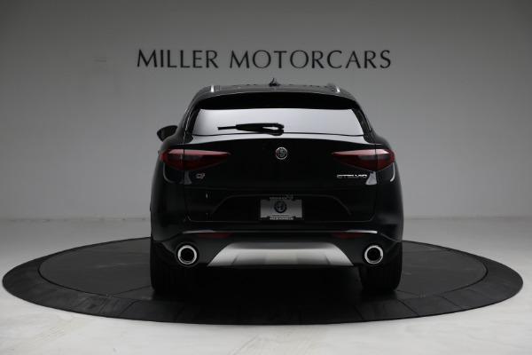 New 2021 Alfa Romeo Stelvio Ti Q4 for sale $57,400 at Maserati of Westport in Westport CT 06880 6