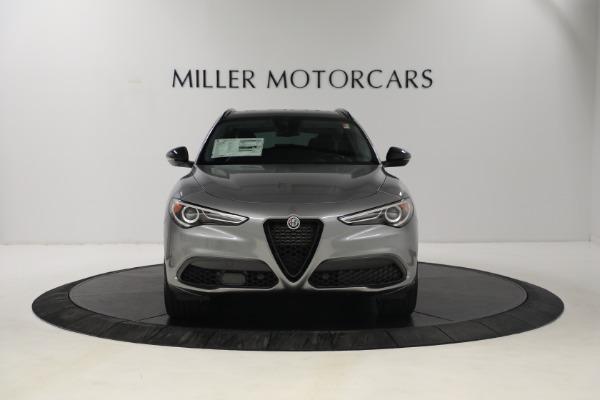 New 2021 Alfa Romeo Stelvio Ti Q4 for sale $54,400 at Maserati of Westport in Westport CT 06880 11